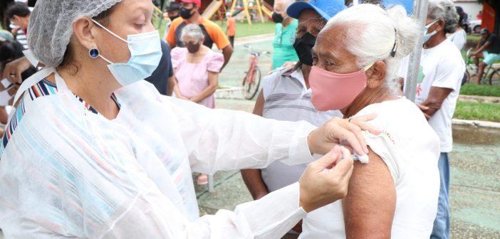 Covid-19: Jacundá tem quase 20 mil doses de vacina aplicadas, mas procura pela segunda dose ainda é baixa