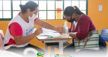 Governo Itinerante realiza mais de 800 atendimentos na Vila Santa Clara